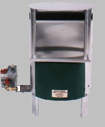 Souther-Burner-non-vented-heating