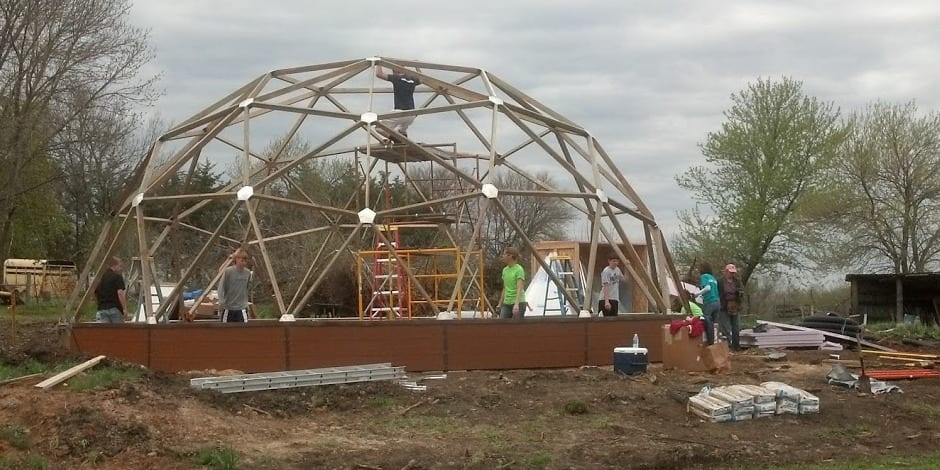 Growing Domes