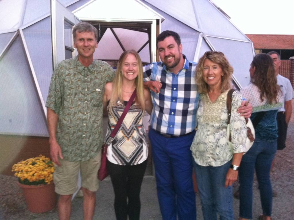 Community Garden Grant for Growing Dome in Littleton Colorado