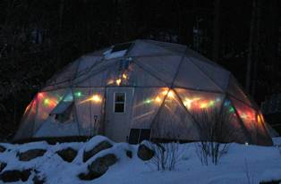 best greenhouse for hail and snow